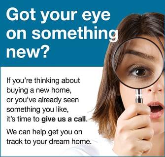 Got your eye on something new?